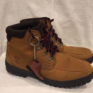 Sz 11 Timberland Bush Hikers Wheat Nubuck